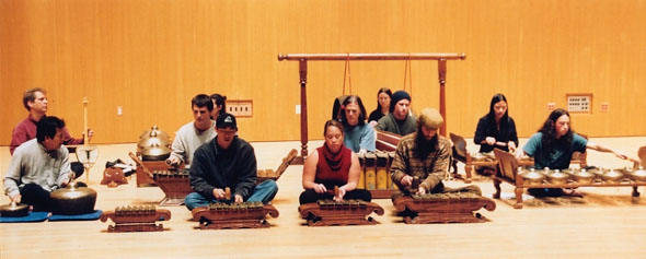"""comparison of balinese and javanese gamelan essay Perhaps this is because gamelan owes its origin to the neighboring islands of java and bali """"performances are drawn from the great hindu epics, the mahabharata and the ramayana"""" (javanese gamelan."""